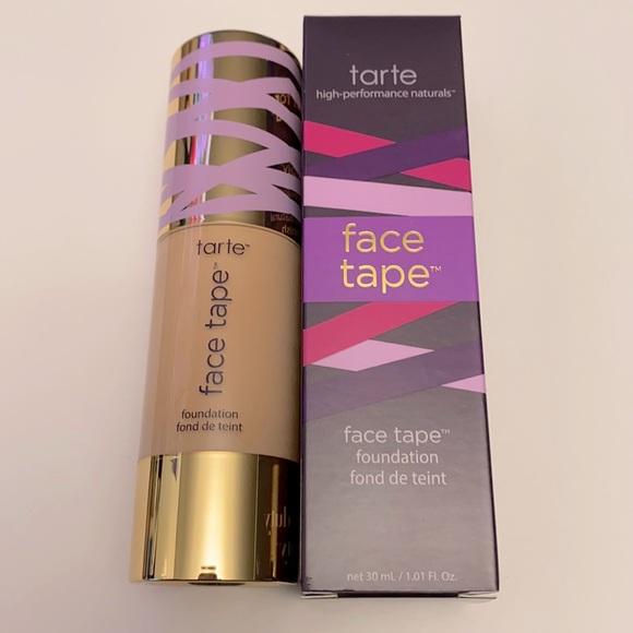 Tarte - Face Tape Foundation 18H Fair-Light Honey